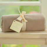 Couverture Polaire Natural Beige