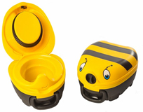 Pot de voyage MY CARRY POTTY Abeille