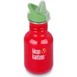Gourde Inox Sippy Mineral Red bouchon Sippy (355ml) KLEAN KANTEEN