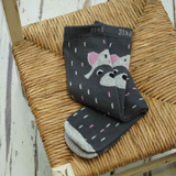 Chaussettes BLADE & ROSE Raccoon