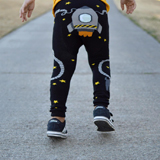 Leggings DOODLE PANTS Space Walk