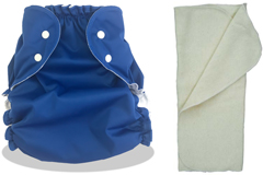 Kit couche lavable - INCONTINENCE - Taille 4 (27-45kg) -Mme Robinson