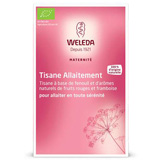 Tisane d'Allaitement WELEDA Fruits rouges