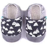 Chaussons souples bébé Toddler Mountain