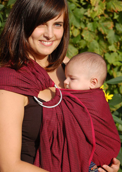 Ring Sling STORCHENWIEGE