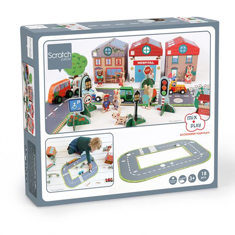 Mix And Play Circuit de voiture
