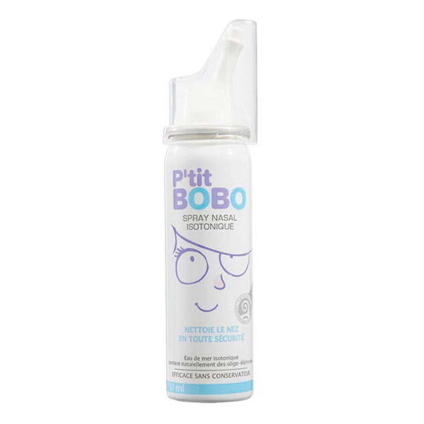 Spray nasal isotonique P'TIT BOBO