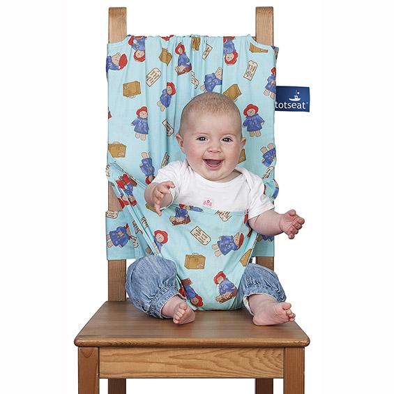 chaise nomade b b totseat paddington turquoise maman naturelle. Black Bedroom Furniture Sets. Home Design Ideas