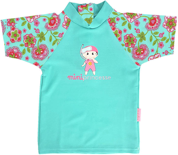 Tee-shirt Anti UV Mini Princesse