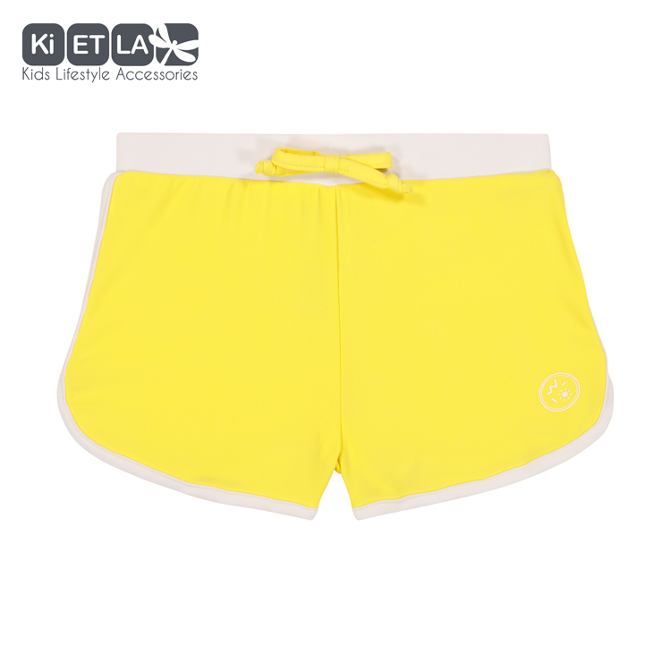 Short anti-Uv Yellow/White 6 mois Green KI&LA