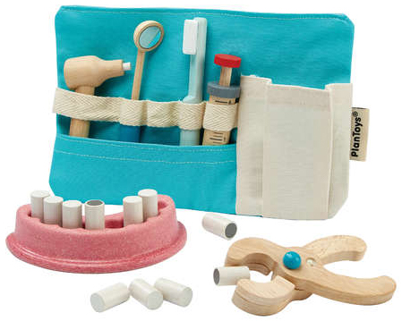 Ma trousse du dentiste PLAN TOYS