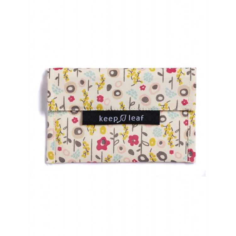 Pochette lavable médium - Bloom KEEP LEAF