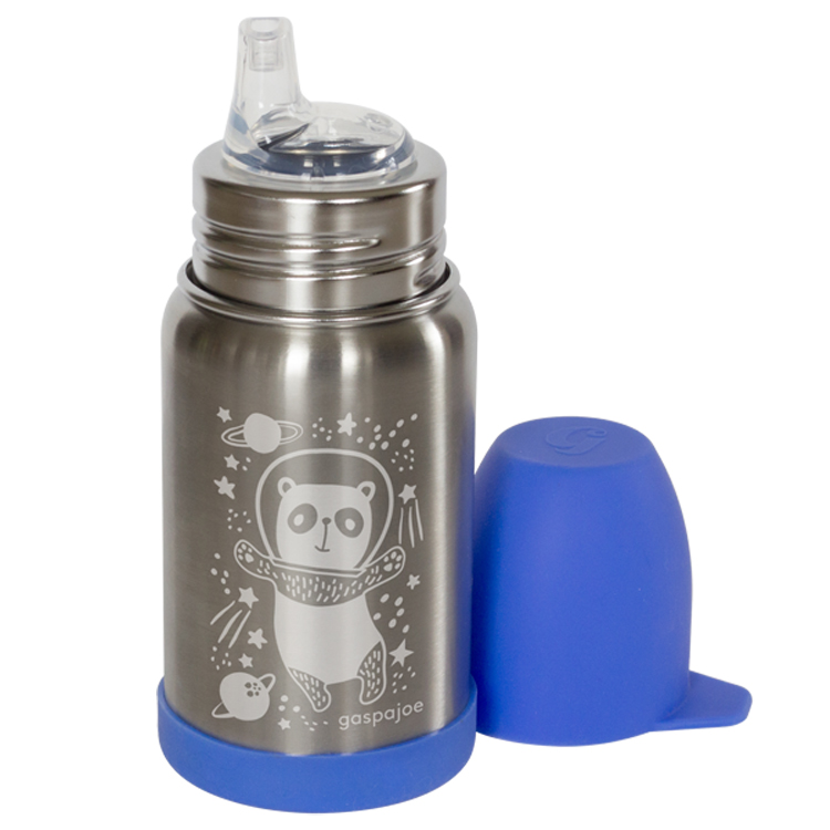 Gourde en inox collection Sippy Panda