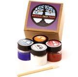 Kit maquillage naturel 4 pots Natural Earth Paint