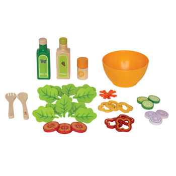 Cuisine hape set de salade maman natur elle for Cuisine hape