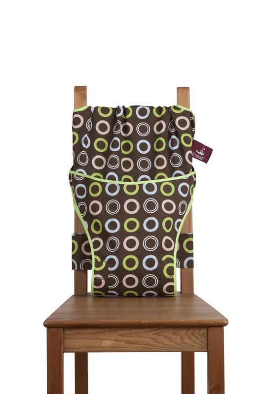Chaise nomade b b totseat chocolate maman naturelle - Chaise nomade baby to love ...