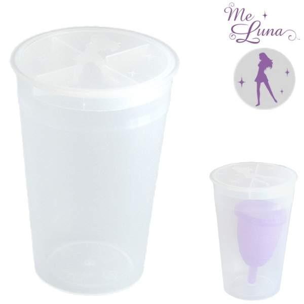 St rilisateur pour coupe menstruelle st rilisateur meluna violet petit prix maman naturelle - Meluna coupe menstruelle ...